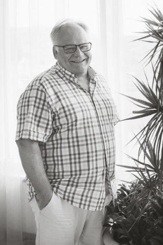 Anders Johansson, VD