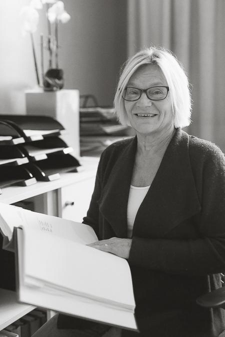 Gunilla Johansson, Administratör
