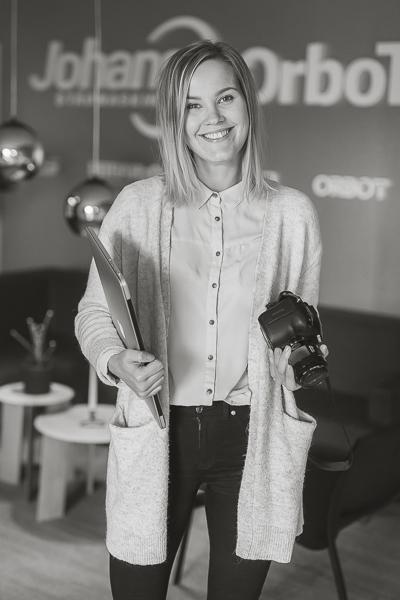 Madeleine Englund, Marknadskommunikatör