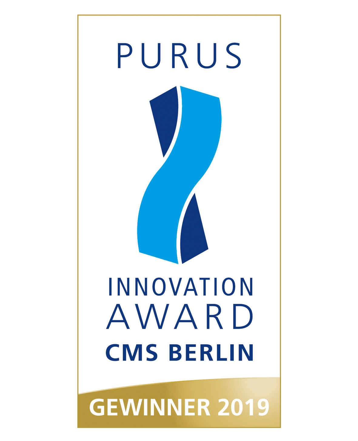 Dust Stop, Purus Innovation Award