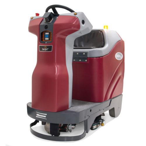 Clean RoboScrub 20